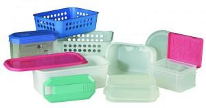 Konsumgüter Lagerhaltung Aufbewarung